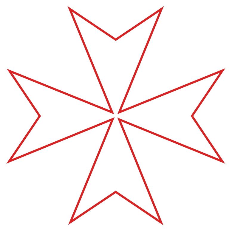 Croix de l'Ordre de Malte